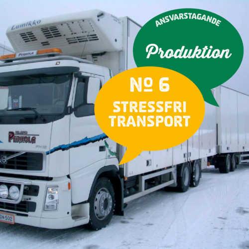 6) Stressfri transport