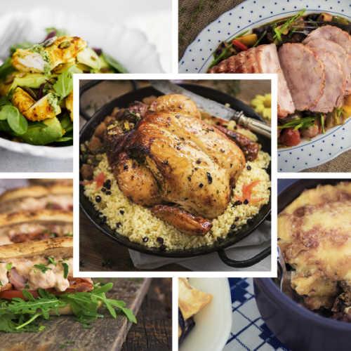 Ruokavinkit koko pääsiäiseen