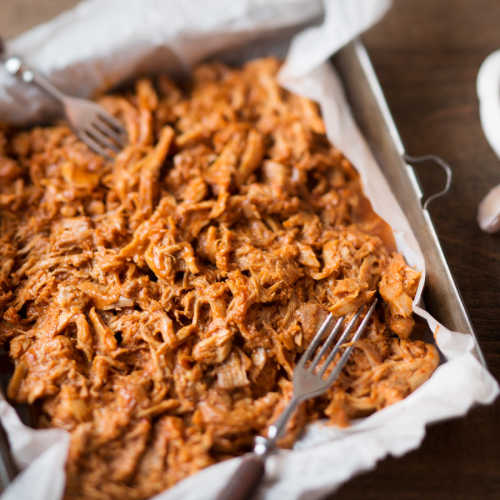 Kariniemen Pulled Chicken