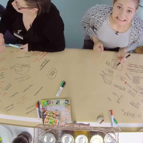 Kanapartio tuotekehityksessä: Ideasta ruokapöytään