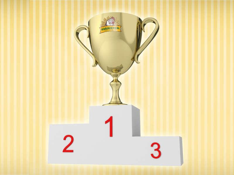 Sokkotestin voittaja: Kariniemen kananpoika!