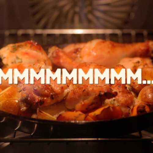 <span>#</span>kananiksi: Näin paistat mehevintä uunikanaa