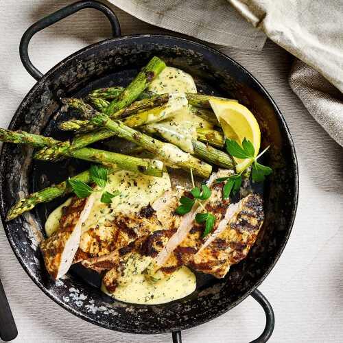 Kananpoikaa ja kalkkunaa herkullisimmillaan - grillattuna