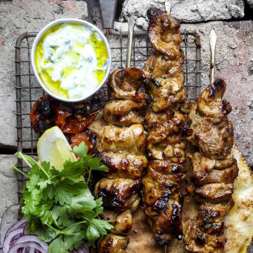 Libanonilainen grillikana
