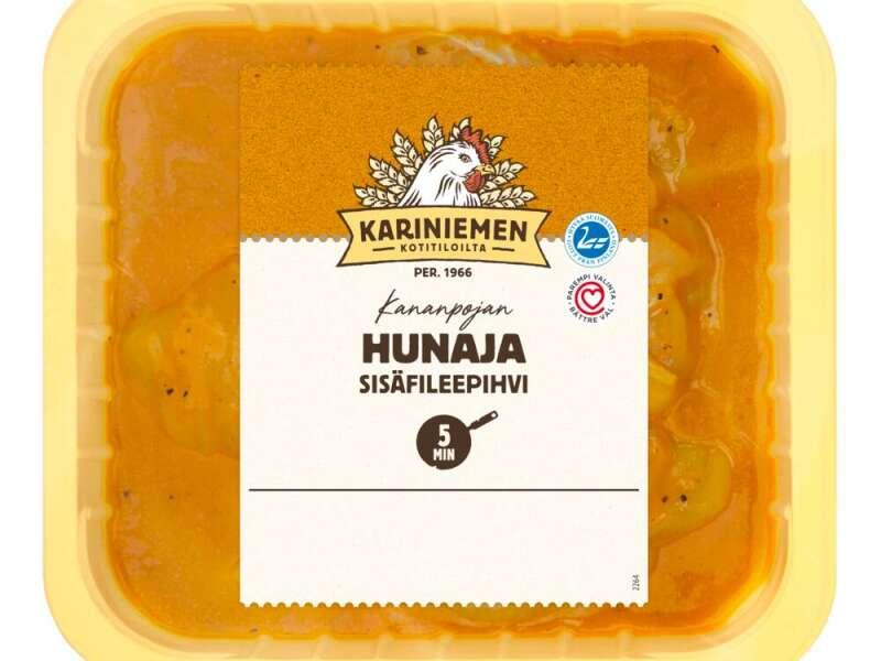 Kariniemen Kananpojan sisäfileepihvi hunaja