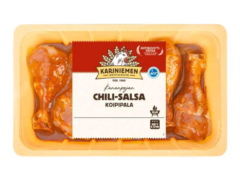 Kariniemen Kananpojan Koipipala Chili-salsa