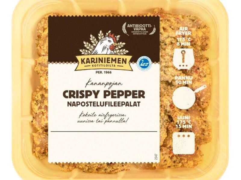 Kariniemen Kananpojan fileepala crispy