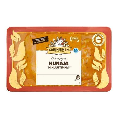 Kariniemen Kananpojan Minuuttipihvi® hunaja 760g