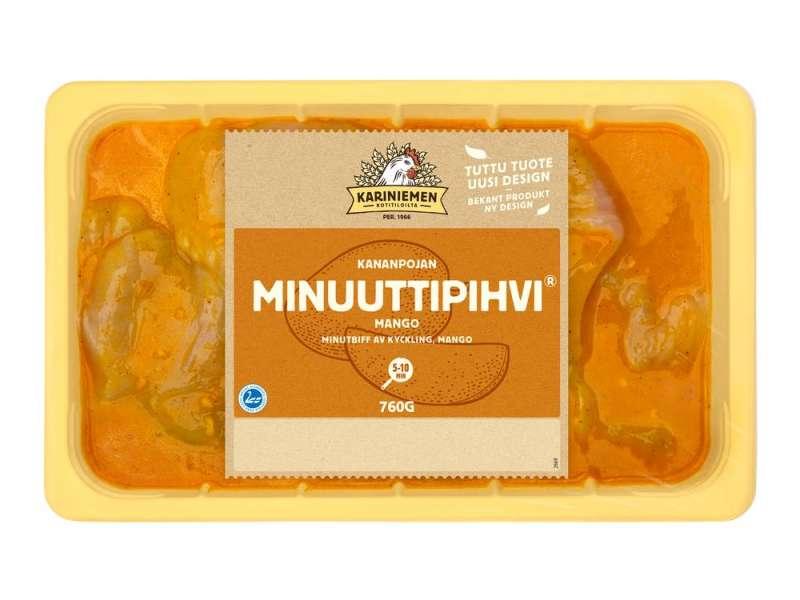 Kariniemen Kananpojan Minuuttipihvi Mango