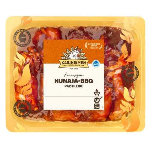 Kariniemen Kananpojan Paistileike hunaja-bbq n.1,2kg