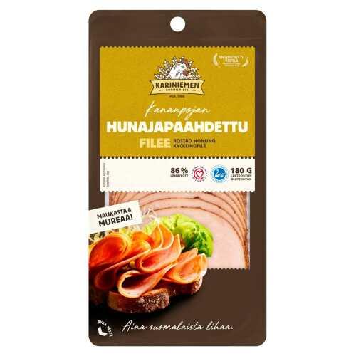 Kariniemen Kananpojan Hunajapaahdettu filee 180g